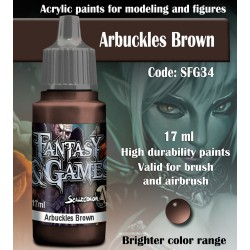Scale75 ARBUCKLES BROWN 17 ml