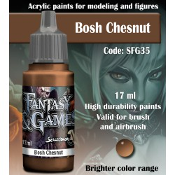 Scale75 BOSH CHESNUT 17 ml