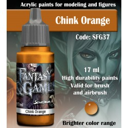 Scale75 CHINK ORANGE 17 ml
