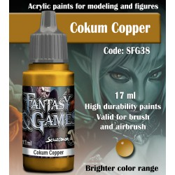 Scale75 COKUM COOPER 17 ml