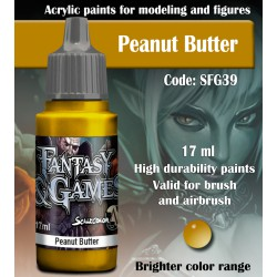 Scale75 PEANUT BUTTER 17 ml