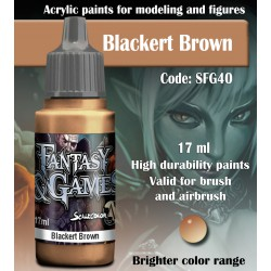 Scale75 BLACKERT BROWN 17 ml