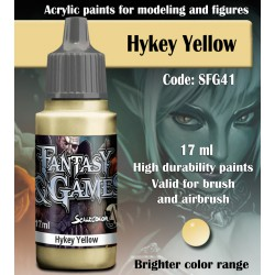 Scale75 HYKEY YELLOW 17 ml