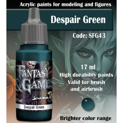 Scale75 DESPAIR GREEN 17 ml