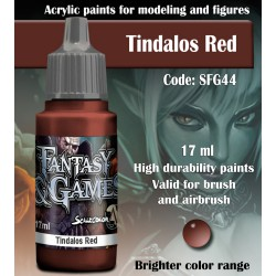 Scale75 TINDALOS RED 17 ml