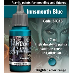 Scale75 INNSMOUTH BLUE 17 ml