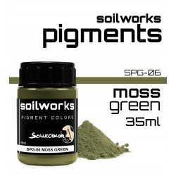 Scale75 MOSS GREEN