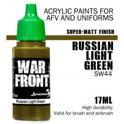Scale75 RUSSIAN LIGHT GREEN