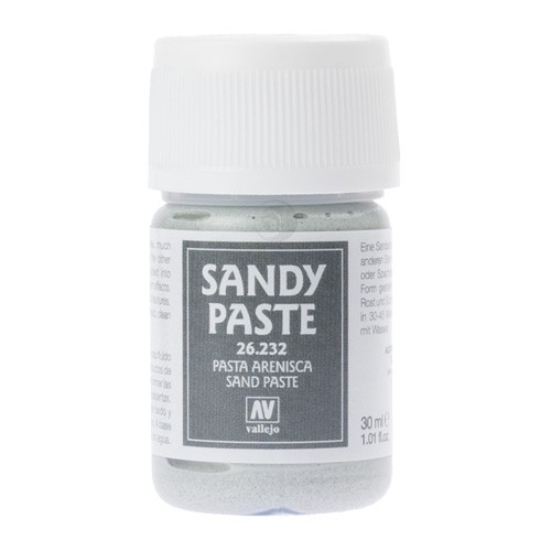Vallejo Sandy Paste 30 ml
