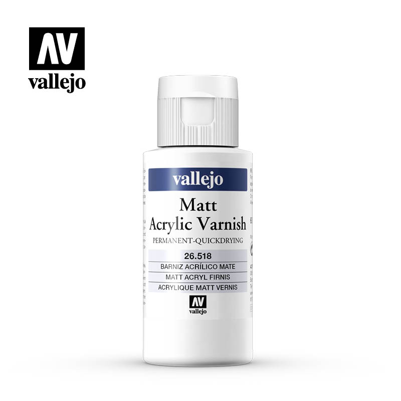 Vallejo Matt Varnish akryl 60 ml