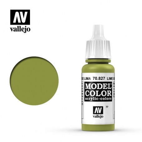 Vallejo Model Color 077 - Lime Green