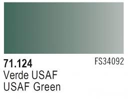 Vallejo Model Air 124 - USAF Green FS 34092