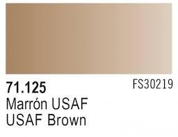 Vallejo Model Air 125 - USAF Brown