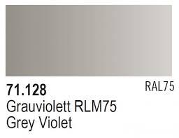 Vallejo Model Air 128 - Grey Violet FS 36134/RLM 75