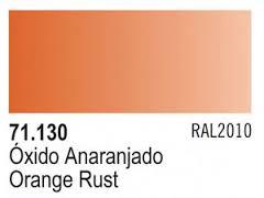 Vallejo Model Air 130 - Orange Rust - RAL 2010