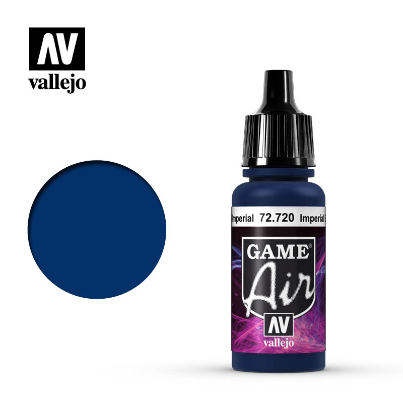 Vallejo Game Air - Imperial Blue