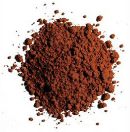 Vallejo Pigment 30 ml - Dark Red Ocre