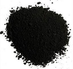 Vallejo Pigment 30 ml - Carbon Black (Smoke Black)