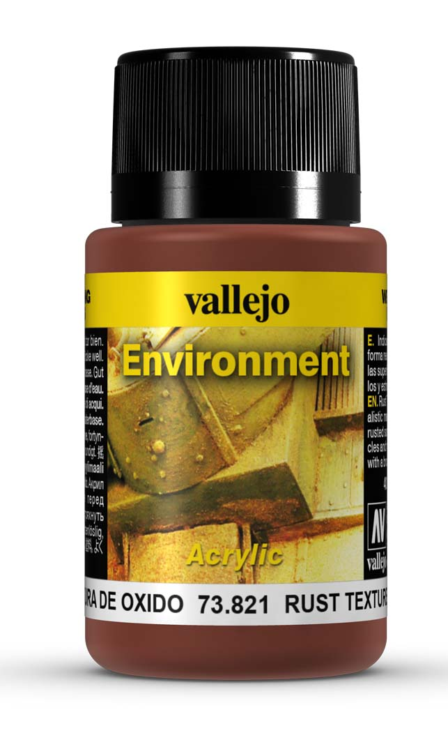 Vallejo Rust Texture 40 ml